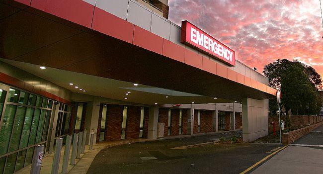 Geelong Hospital Emergency Department