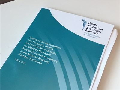 HIQA Portlaoise Hospital Report